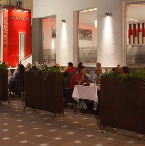 Terraza Restaurante Firmvm Almuñecar