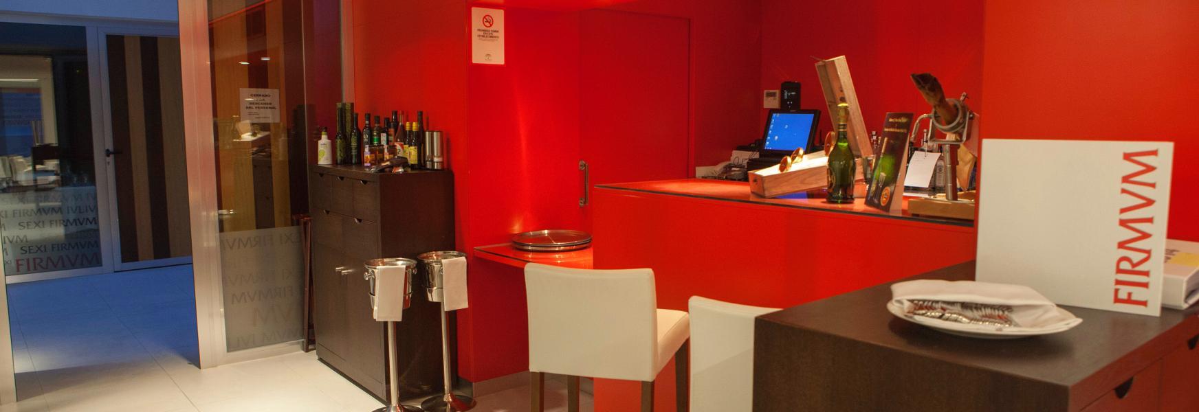 Restaurante Firmvm Almuñecar. Menu de Temporada