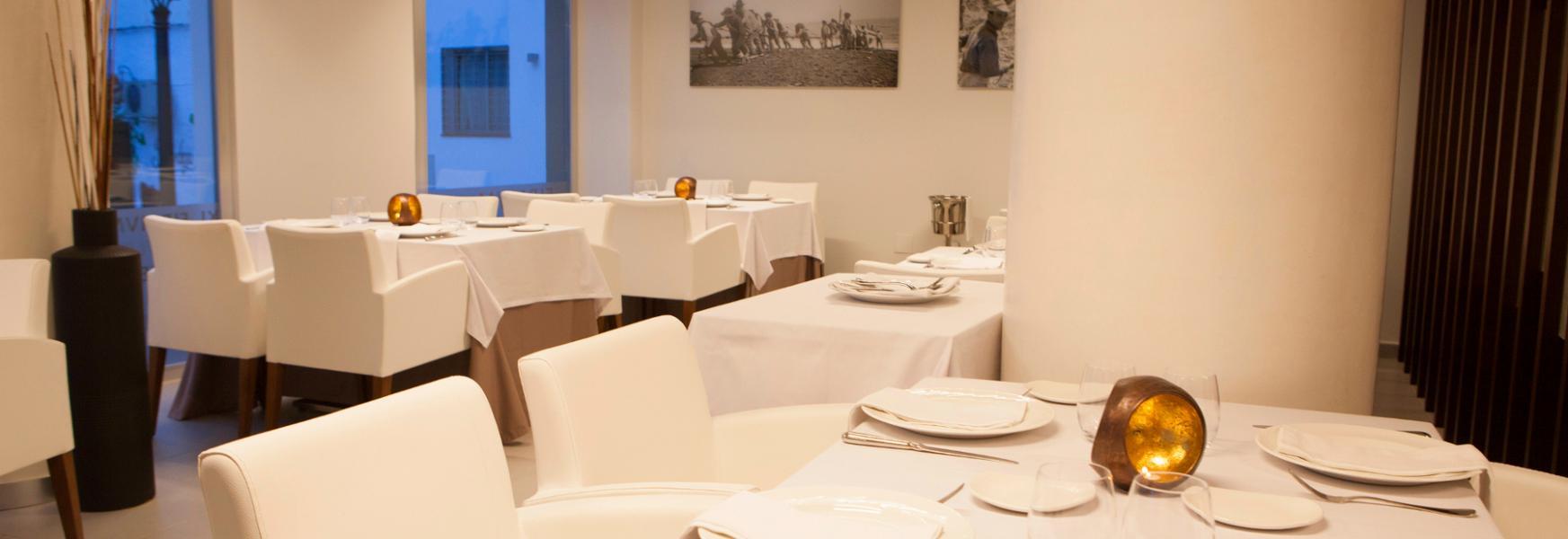 Restaurante Firmvm Almuñecar. Menu Degustacion