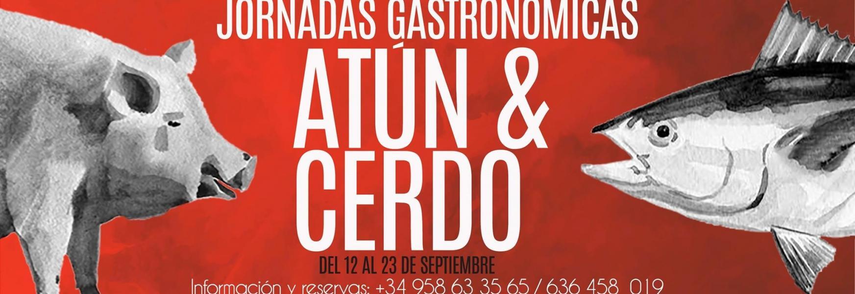 JORNADAS ATUN & CERDO